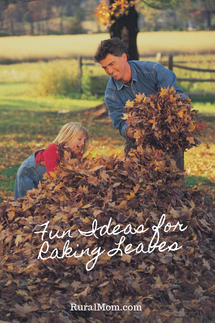 Fun Ways to Get Your Kids Excited About Raking Leaves