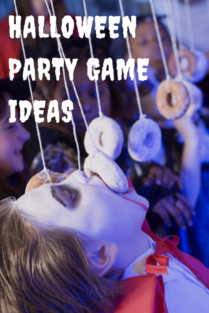 Classic Halloween Party Game Ideas