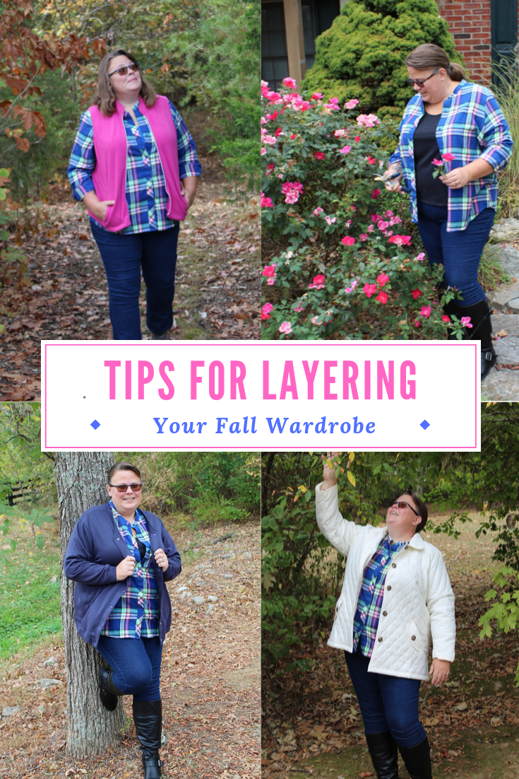 Tips and Tricks for Layering a Cute and Comfy Fall Wardrobe