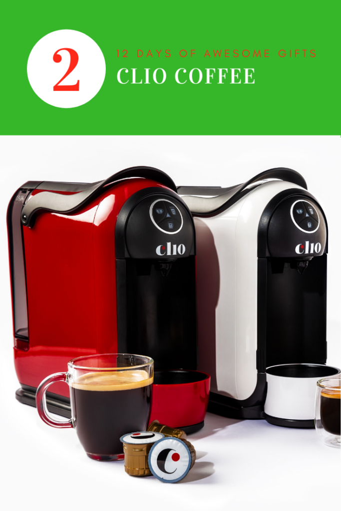 12 Days of Awesome Gift Giving - Clio