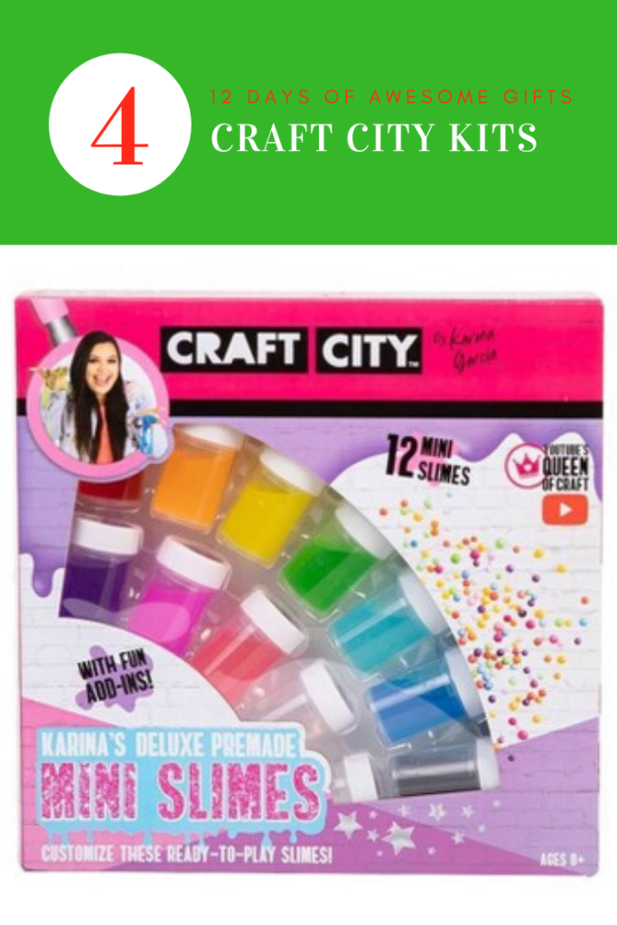 12 Days of Awesome Gift Giving - Craft City Kits
