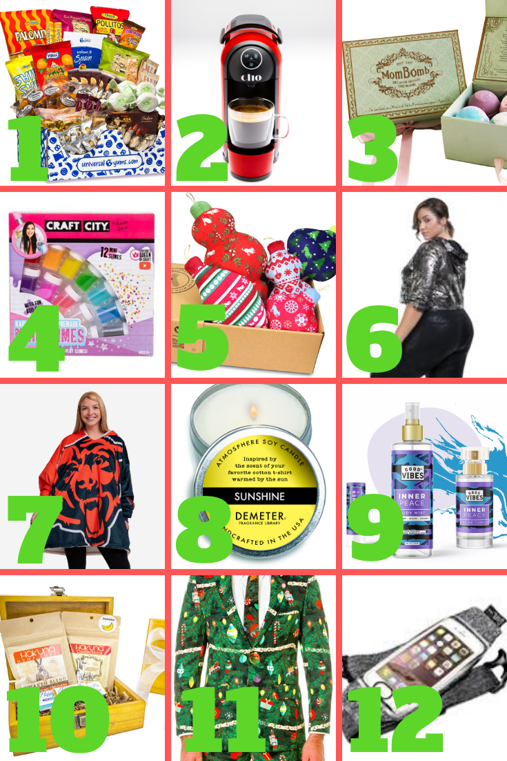 12 Days of Awesome Gift Giving | 2019 Rural Mom Holiday Guide