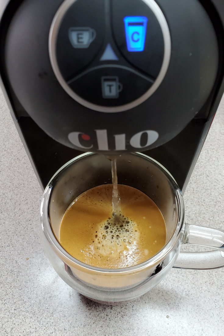 Bring your favorite Italian café to your Kitchen with Clio Coffee