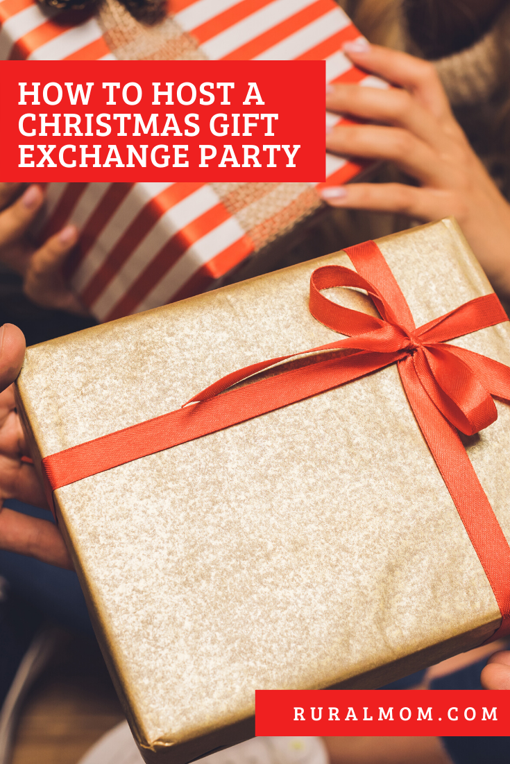 How To Host a Christmas Gift Exchange Party