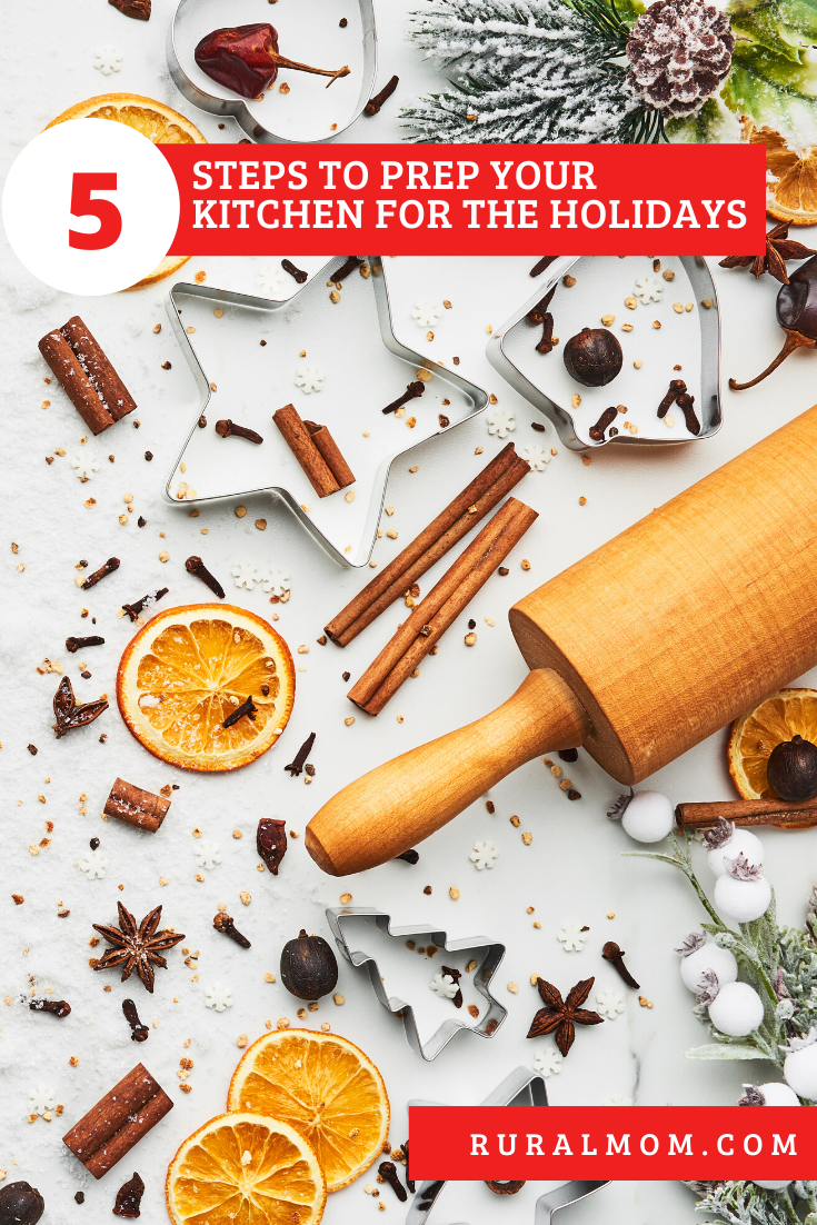 Prep Your Kitchen for the Holidays!
