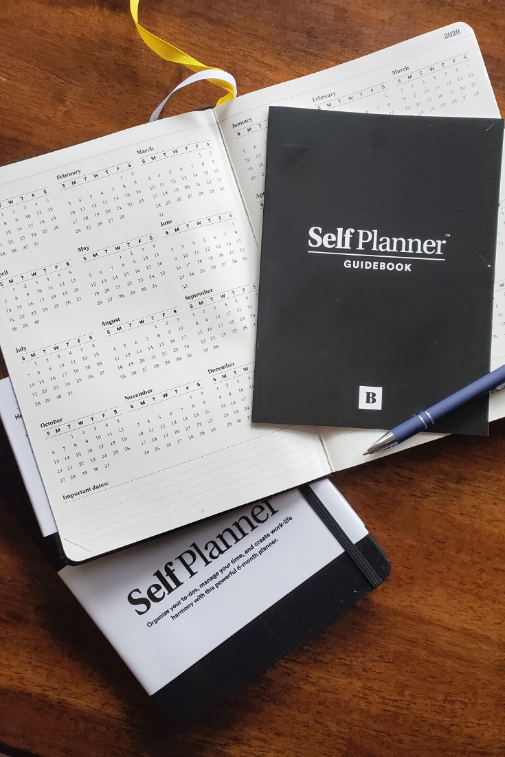 Why Should You Use a SELF Planner?