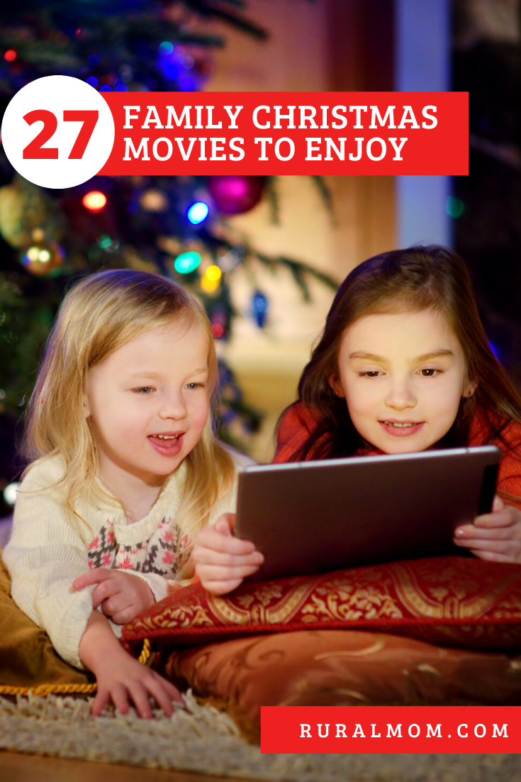 27 Family Christmas Movies to Enjoy at Home This Holiday Season
