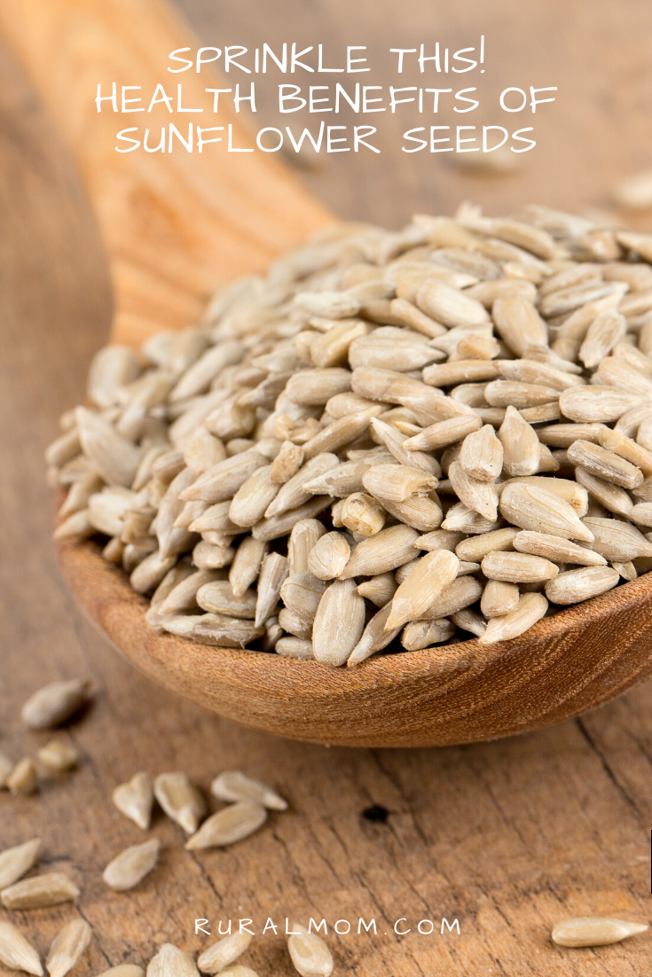 Sprinkle This! Health Benefits of Sunflower Seeds