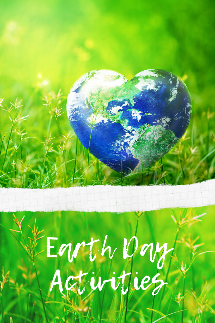 Earth Day at Home Activities