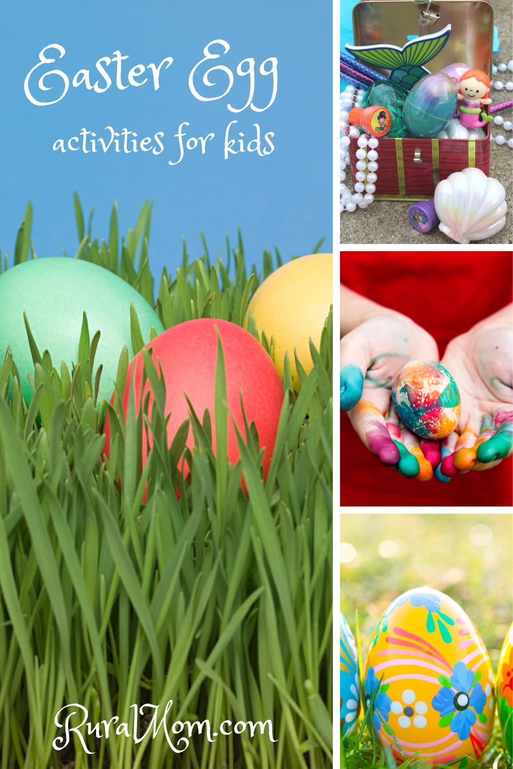 Easter Egg Activity Ideas for Kids