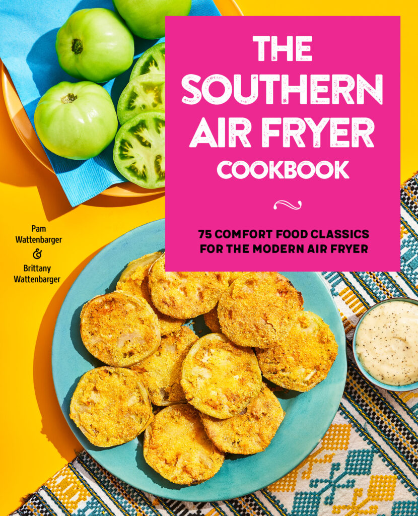 The Southern Air Fryer Cookbook