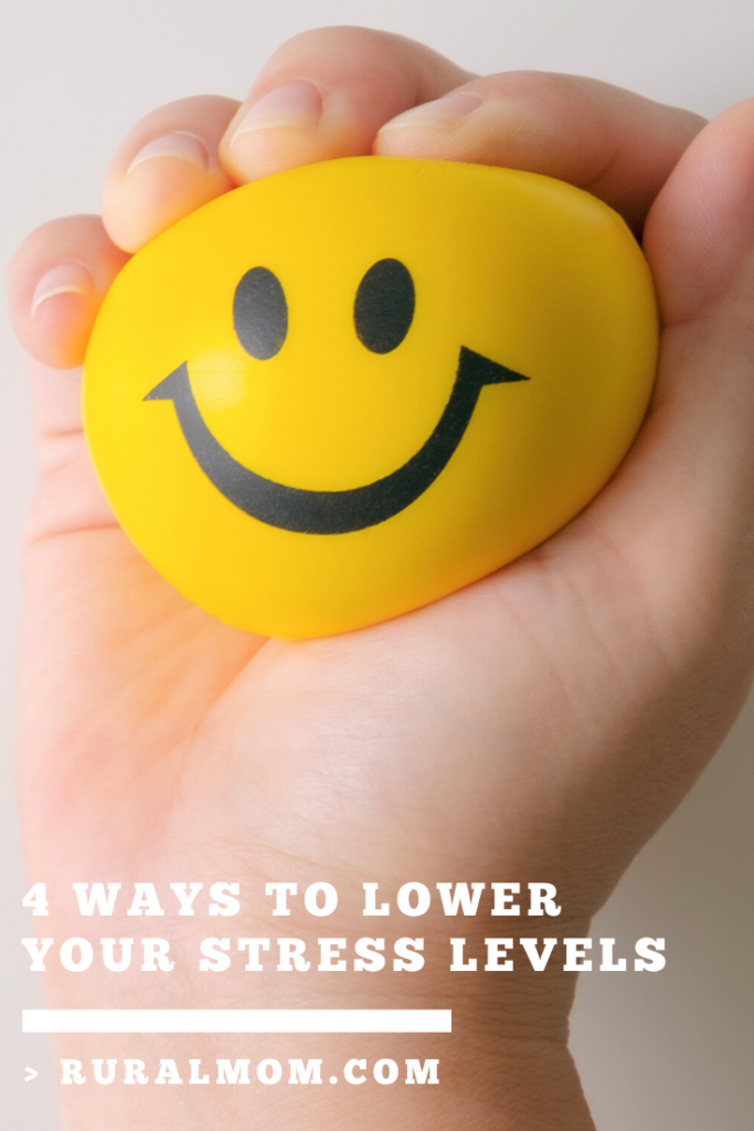 4 Ways How You Can Lower Your Stress Levels and Feel Healthier