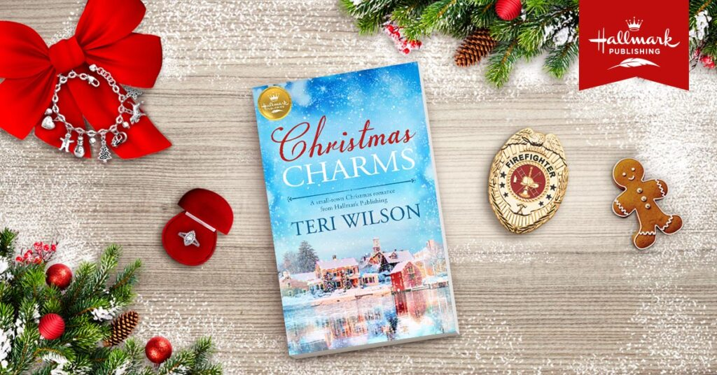 """Hallmark Publishing Presents """"Christmas Charms"""" out now!"""