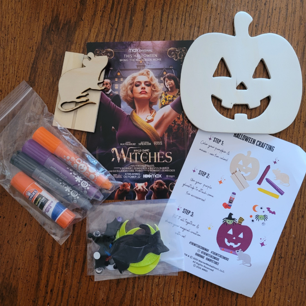 THE WITCHES gift box giveaway!