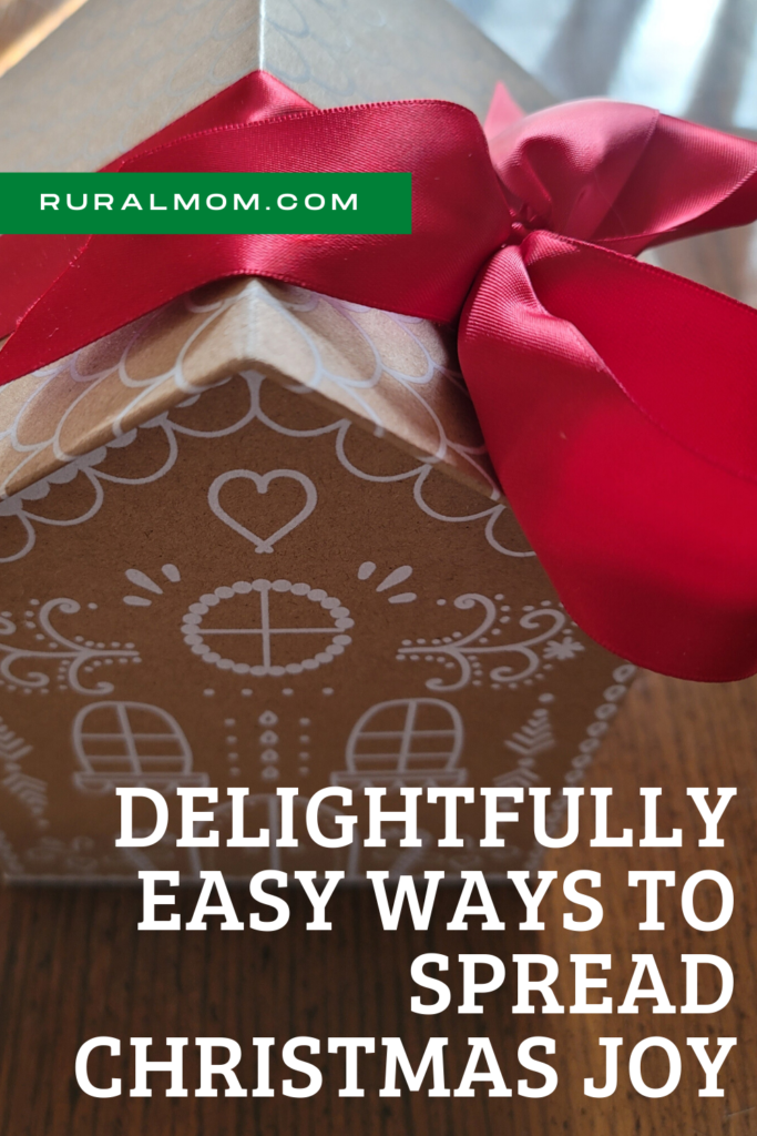 Delightfully Easy Ways to Spread Christmas Joy