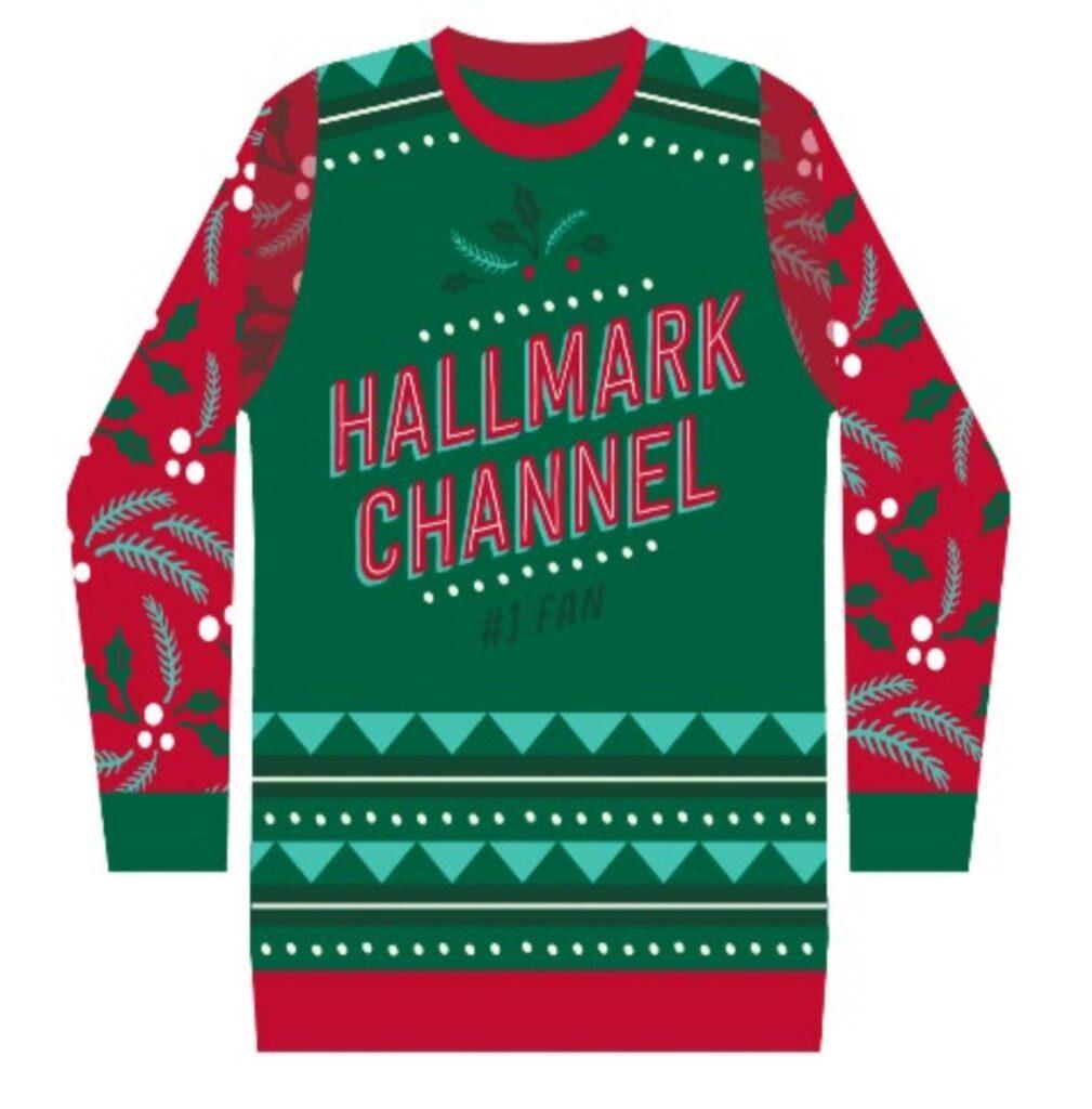 "Hallmark Channel Original Premiere of ""Christmas She Wrote"""