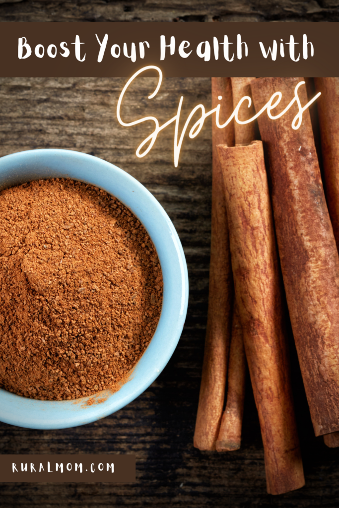 Spices That Will Help Boost Your Health This Winter