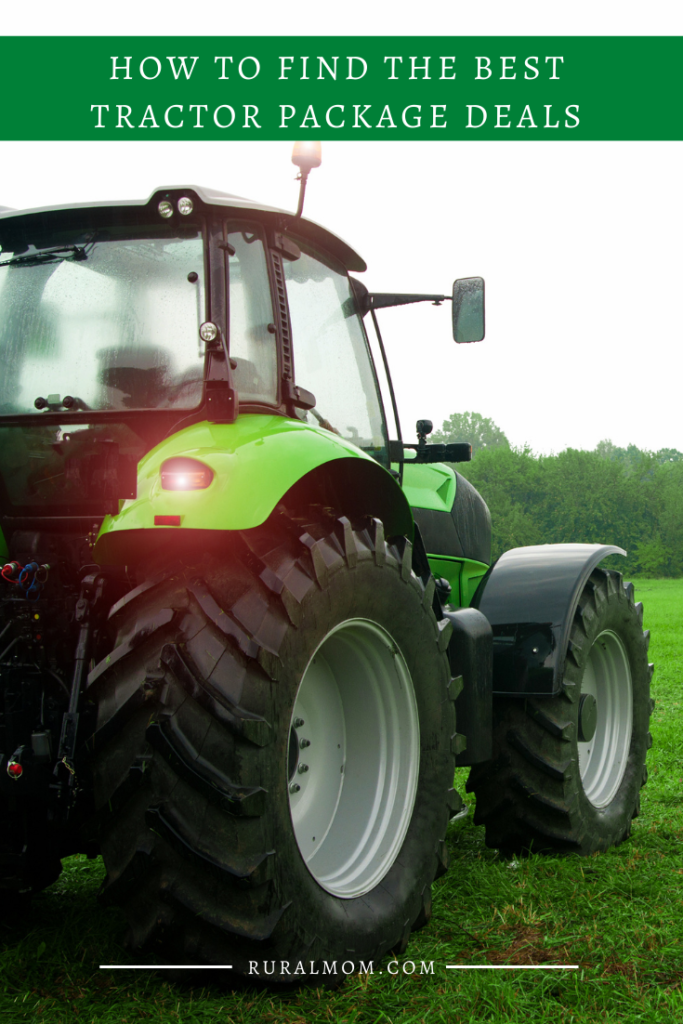 Tips for Finding the Best Tractor Package Deals