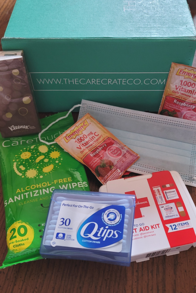 Send a Personal Care Kit to Cheer Up Your Loved Ones