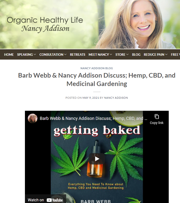https://organichealthylife.com/barb-webb-hemp-cbd-and-medicinal-gardening/