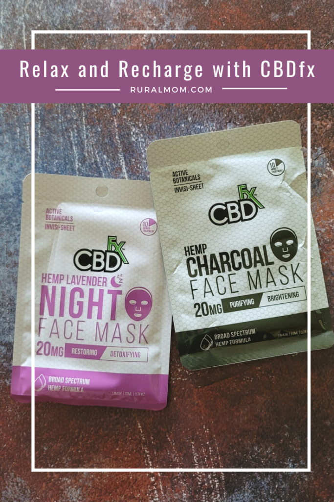 Relax and Recharge with CBDfx