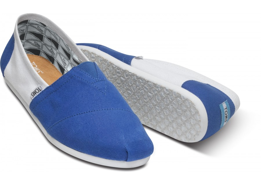 If You Haven T Experienced The Coziness Of Toms Design Each Shoe Has A Canvas Upper With Toe Stitch And Elastic V For Easy On Off