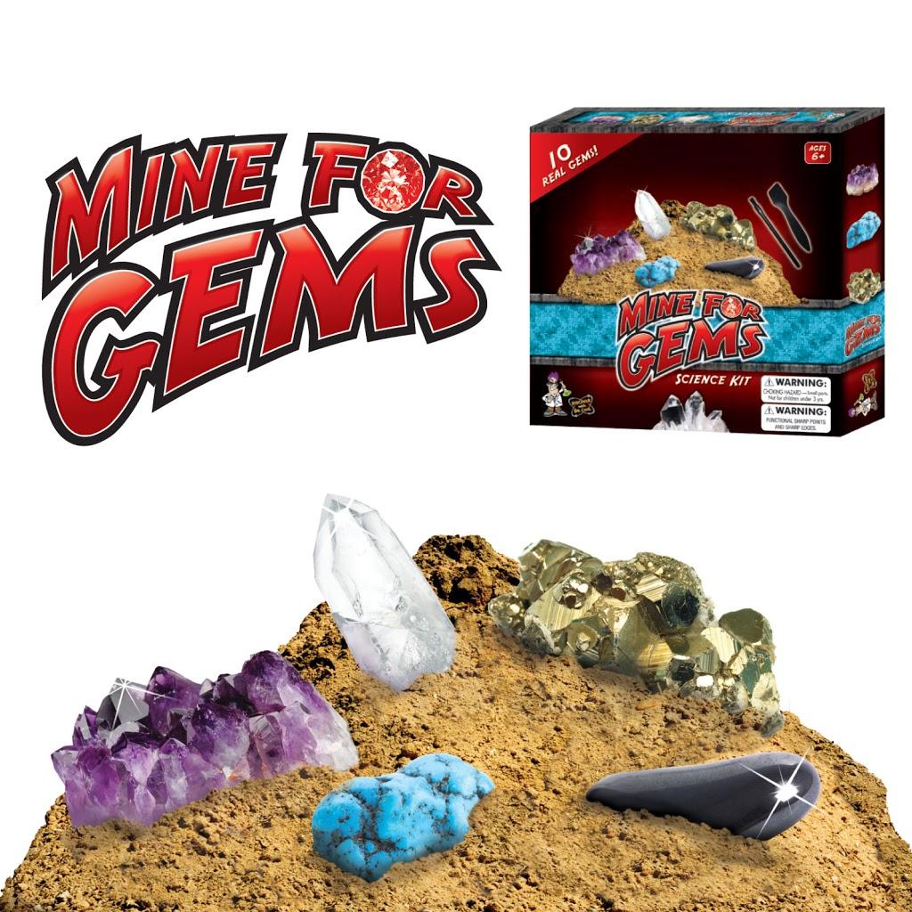 Hot Toys For 2012 Mine For Gems Rural Mom