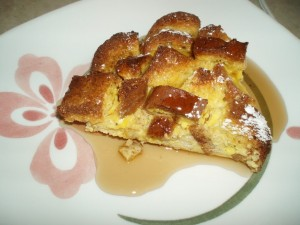 Rural Mom's Gluten Free French Toast Souffle