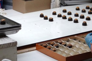 Ruth Hunt Woodford Reserve Bourbon Chocolates