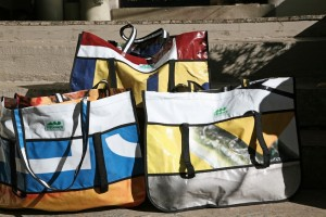 Billboard Ecology Beach Bag