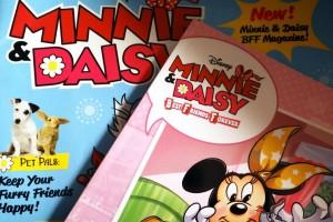 Minnie & Daisy B.F.F. Magazine