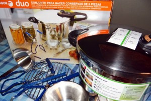 Duo 9-Piece Pressure Canning Set