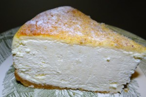 Miss Nini's Best of the Best Lemon Cheesecake
