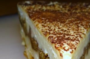 Miss Nini's Italian Tiramisu Cheesecake