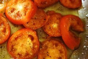 Tomato Chicken and Herbs #Recipe
