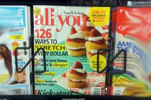 Smart Shopping Tips and Honey Almond Grilled Peaches inspired by All You Magazine