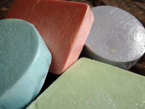 Cold Process Soap and Melt and Pour Soap