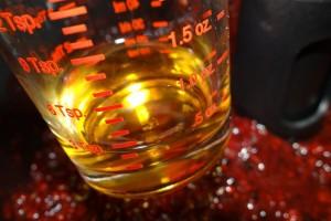 Wild Blackberry Bourbon Jam Reduced Sugar #Recipe