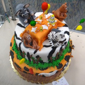 Animal Cake spotted at Kentucky State Fair