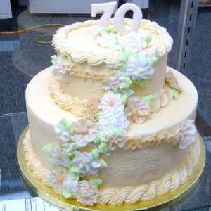 Floral Cake spotted at Kentucky State Fair