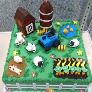 Farm Cake spotted at Kentucky State Fair