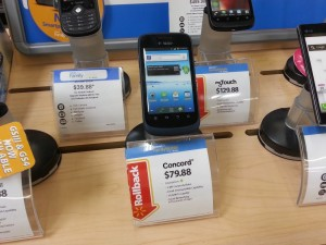 Walmart Family Mobile Concord Phone #shop