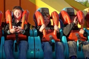 Cedar Point Ride (c) Rural Mom