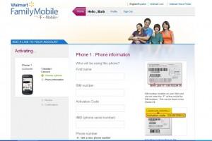 Walmart Family Mobile Online #shop