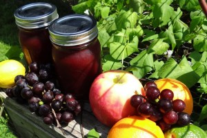 Red Sangria Mocktail Jelly – No Alcohol, Low Sugar Canning Recipe