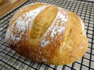 Fresh Bread from the Rural Mom kitchen
