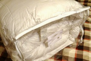DownLinens Luxury Feather Bed Topper
