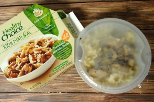 Healthy Choice Natural Cafe Steamers