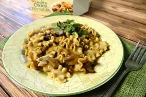 Healthy Choice Natural Cafe Steamers Portabella Marsala Pasta