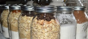 Mason Jar Mix Gifts